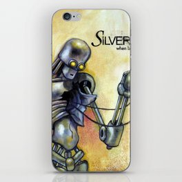 SILVERSTEIN WHEN BROKEN IS EASILY FIXED TOUR DATES 2019 KEMILING iPhone Skin
