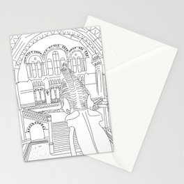 Natural History Museum in London, U.K. Stationery Cards