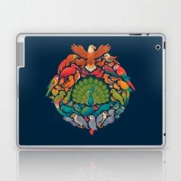 Aerial Rainbow Laptop & iPad Skin