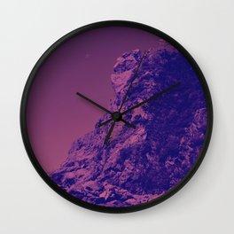 space beach! Wall Clock