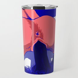 Morning Wood Travel Mug