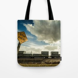 By The Riverside #6 Tote Bag