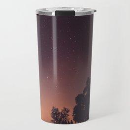 Sunset stars Travel Mug