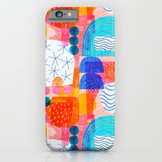Felt Pen Happiness iPhone 6s Slim Case