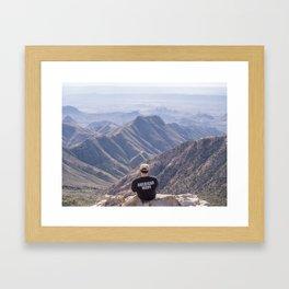 American Made Framed Art Print