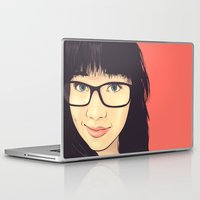 geek Laptop & iPad Skins featuring Geek by FalcaoLucas
