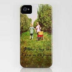 Friendship  iPhone (4, 4s) Slim Case