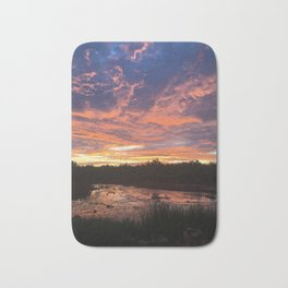 Sunrise I Bath Mat