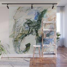 Elephant Queen Wall Mural