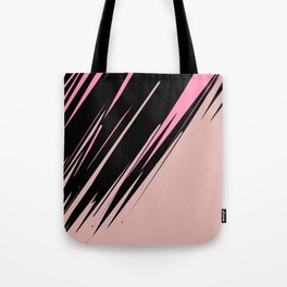 abstract / cut my love into pieces Tote Bag
