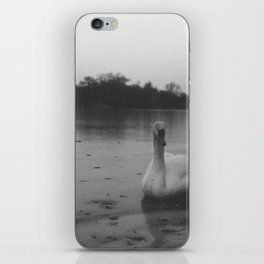 Witchcraft IV - Swan iPhone Skin