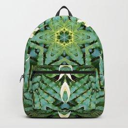 Fern and Foilage Mandala Backpack