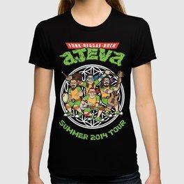 Ajeva Summer 2014 Tour T-shirt
