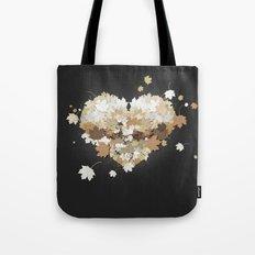 Blown Kisses Tote Bag