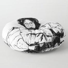 Jerry García Floor Pillow