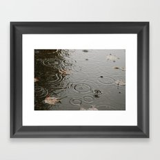 Gravitate Framed Art Print