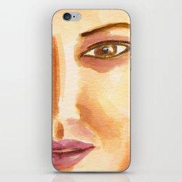 "Meet the Moderns ""Cho"" iPhone Skin"