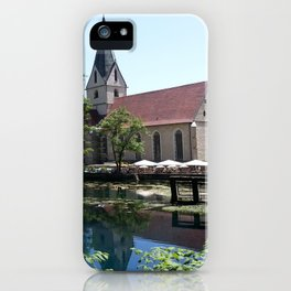Blautopf Germany iPhone Case
