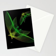 In Flight 4 of 5 Series Stationery Cards