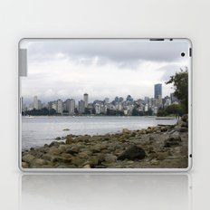 Vancouver City Skyline Laptop & iPad Skin