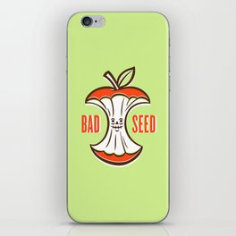 Bad Seed iPhone Skin