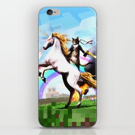 Welcome to the internet iPhone Skin