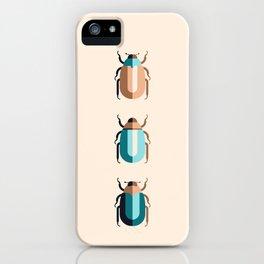 June Bugs iPhone Case