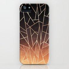 Shattered Ombre iPhone (5, 5s) Slim Case
