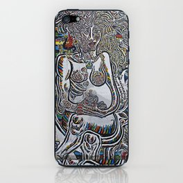 Wall-Art-027 iPhone Skin