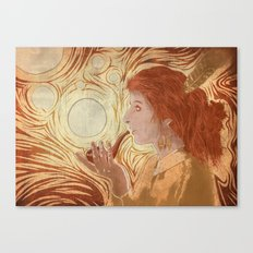 Puff Puff Canvas Print