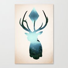 Oh my Deer! Canvas Print