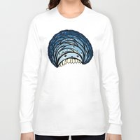 minions Long Sleeve T-shirts featuring Minions by Bird and Bear Studio