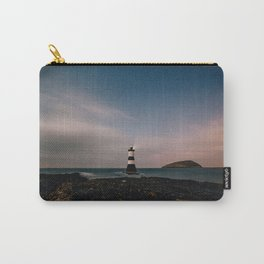Evening Lighthouse Carry-All Pouch