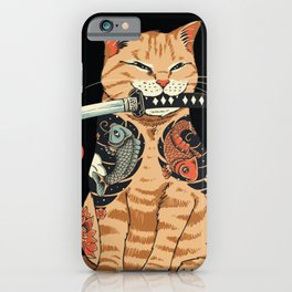 Samucat! iPhone Case