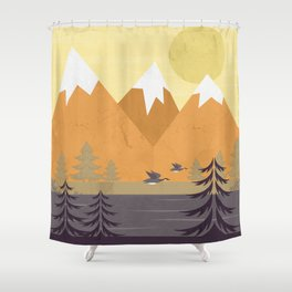 Canada Shower Curtain