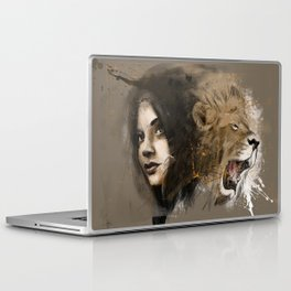 kingdom of beauty Laptop & iPad Skin