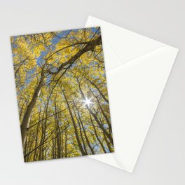 Sparkling Autumn 2 Stationery Cards