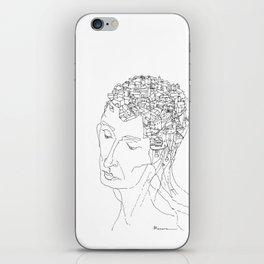 La Citta' Dentro iPhone Skin