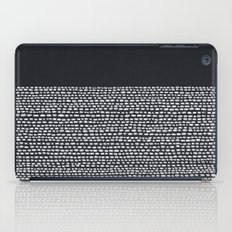 Riverside (Black) iPad Case