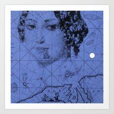 JR-1 Art Print