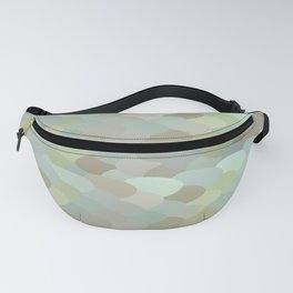 Dragon leaf scales Fanny Pack