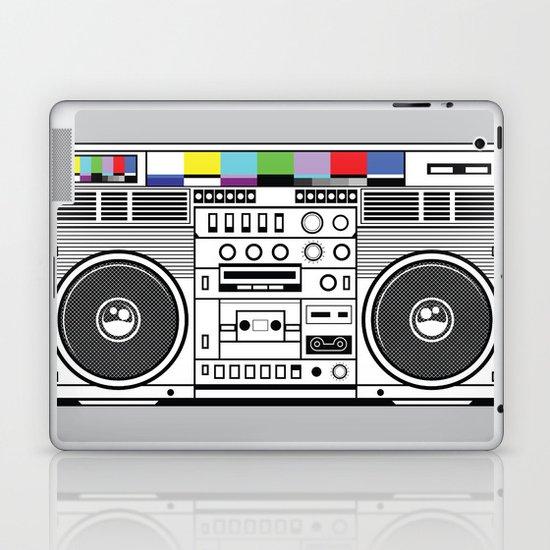 1 kHz #3 Laptop & iPad Skin