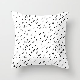 Dots & Spots Throw Pillow