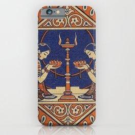 Hindu Prayer iPhone Case