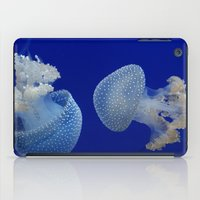 jelly fish iPad Cases featuring Jelly Fish by Eternal