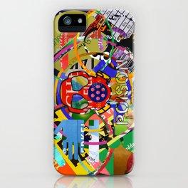 HAZMAT 04 iPhone Case