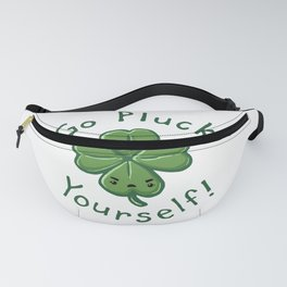 Go Pluck Yourself Fanny Pack