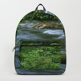 Scenic Trout Stream Backpack