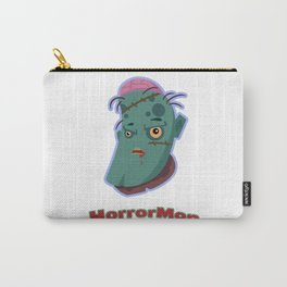 HorrorMon Zombie Carry-All Pouch