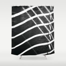 Light and wind when playing Shower Curtain